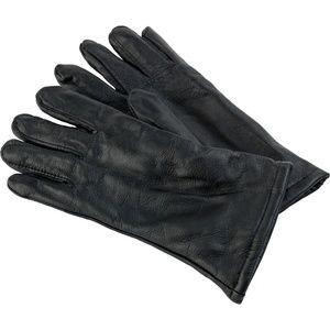 Other - Pre-owned USGI MIlitary Black Leather Dress Gloves